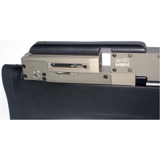 Пневматическая винтовка Evanix Max (SHB, Black) кал. 4,5 мм