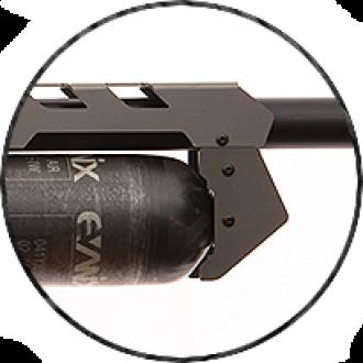 Пневматическая винтовка Evanix Giant X2 кал. 4,5 мм