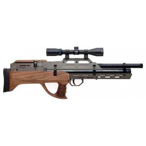 Пневматическая винтовка Evanix Max (SHB, Walnut) кал. 4,5 мм