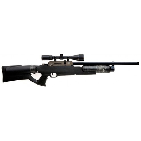 Пневматическая винтовка Evanix Giant (SHB, Black) кал. 4,5 мм