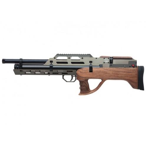 Пневматическая винтовка Evanix Avalanche (SHB, Walnut, Wood) кал. 4,5 мм